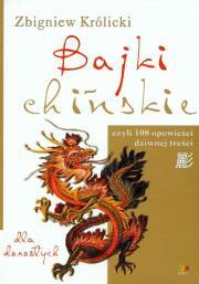 Bajki chińskie okładka
