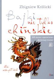 Bajki nie tylko chińskie okładka