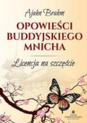 Opowieści buddyjskiego mnicha okładka