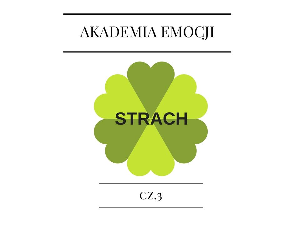 Akademia Emocji Strach