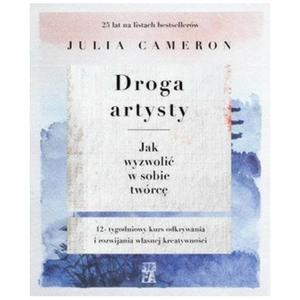 """Odcinek 016: Recenzja książki """"Droga Artysty"""""""